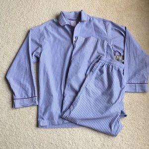 ⚡️SALE⚡️Brooks Brothers 346 pajama set